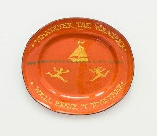 Prue Cooper - Slipware Dishes (32)