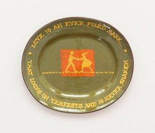 Prue Cooper - Slipware Dishes (41)