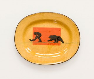 Prue Cooper - Slipware Dishes (18)