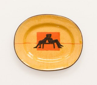 Prue Cooper - Slipware Dishes (23)
