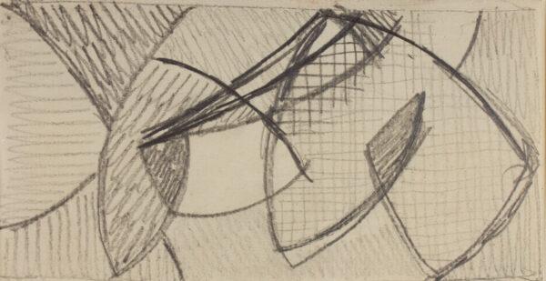 GRANT Duncan L.G. (1885-1978) - Pencil.