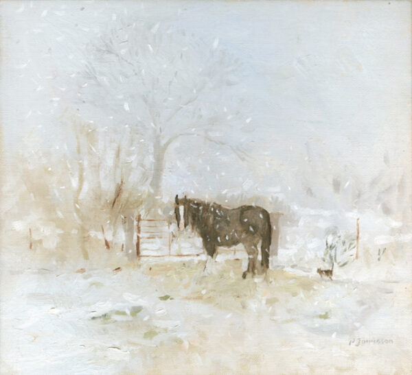 Peter JAMIESON - Recent Paintings.