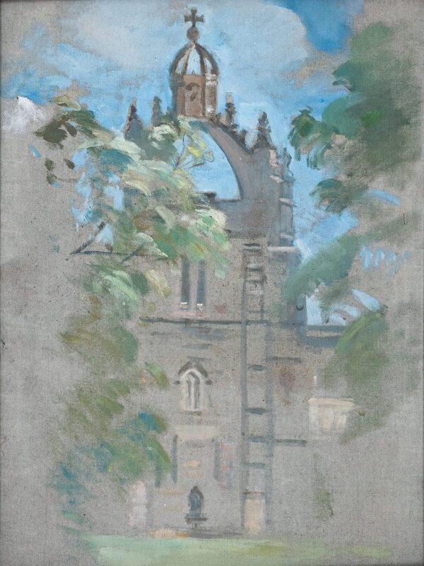 HUTCHISON Sir William Oliphant P.R.S.A. (1889-1970) - 'Aberdeen'.