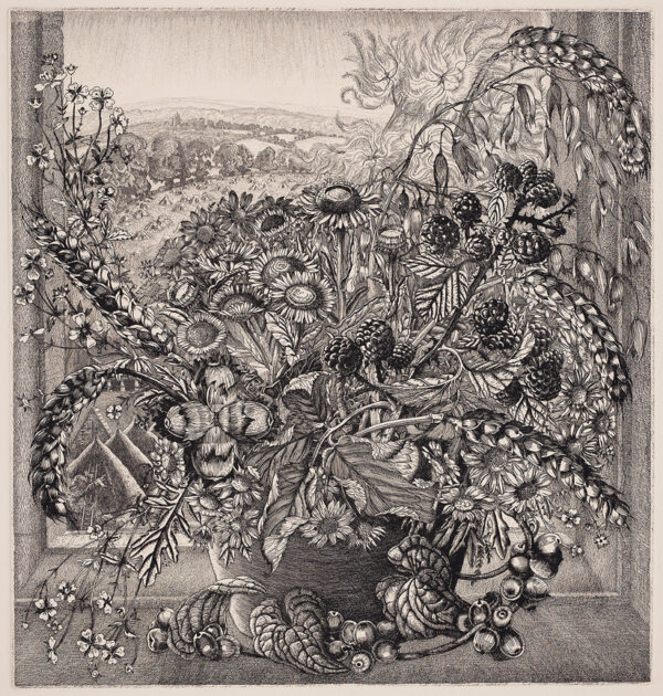 TANNER Robin A.R.E. (1904-1988) - 'Autumn'.