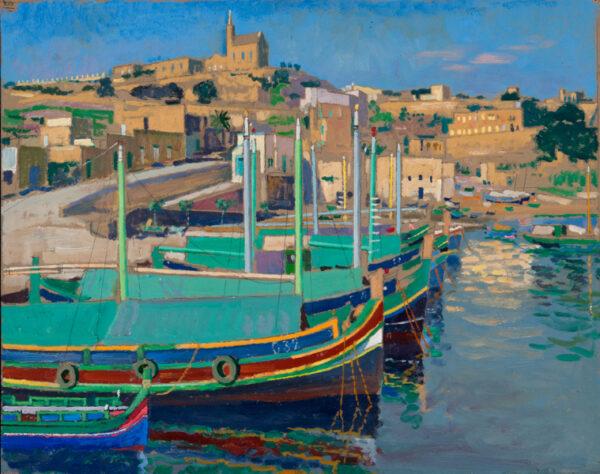 BATEMAN H. M. (1887-1970) - The Malta and Gozo Years.