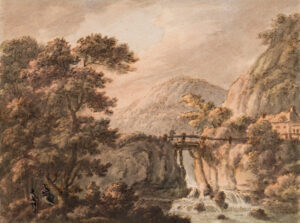 ADAM Robert F.R.S.A (1728-1792) - Capriccio.