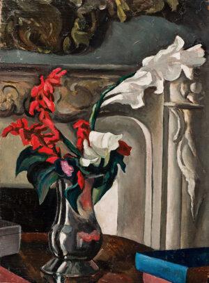 ALDRIDGE John R.A. (1905-1983) - Still life.