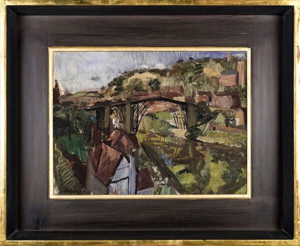 ALDRIDGE John R.A. (1905-1983) - 'Ironbridge'.