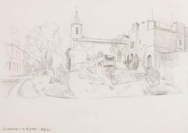 ALDRIDGE John R.A. (1905-1983) - North Africa; Algeria.