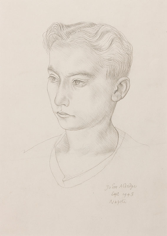 ALDRIDGE John R.A. (1905-1983) - Naples.