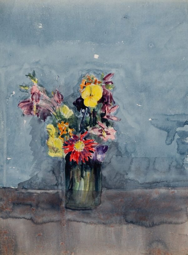 ALEXANDER Jean Dryden N.E.A.C (1911-1994) - Garden flowers, No.