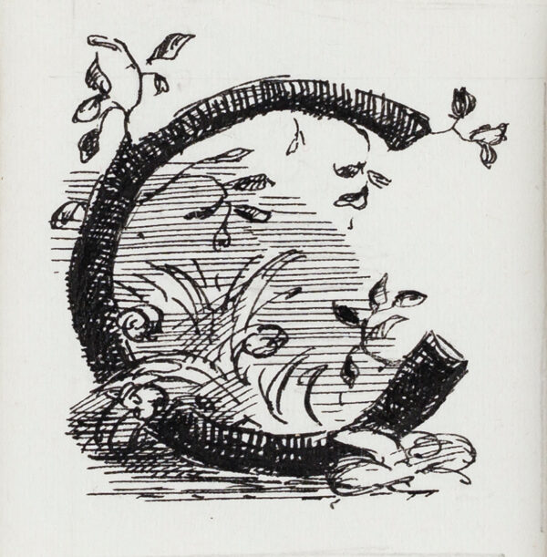 ARDIZZONE Edward C.B.E. R.A. (1900-1979) - 'C' – 'The Enchanted Park'.