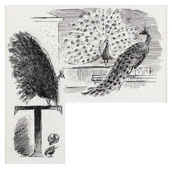 ARDIZZONE Edward C.B.E. R.A. (1900-1979) - 'T' – 'Animal Spirits'.