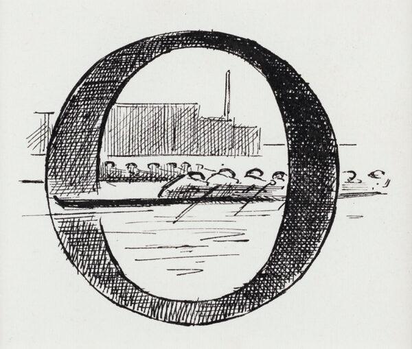 ARDIZZONE Edward C.B.E. R.A. (1900-1979) - 'O' – 'Sweet Thames'.