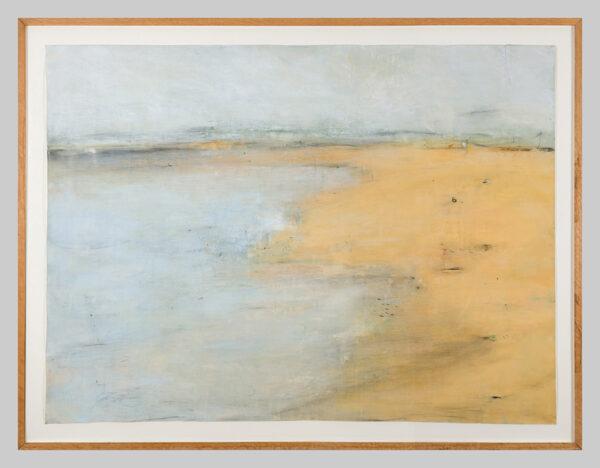 ARMSTRONG-JONES Sarah (b.1964) - 'South India Coast, I'.