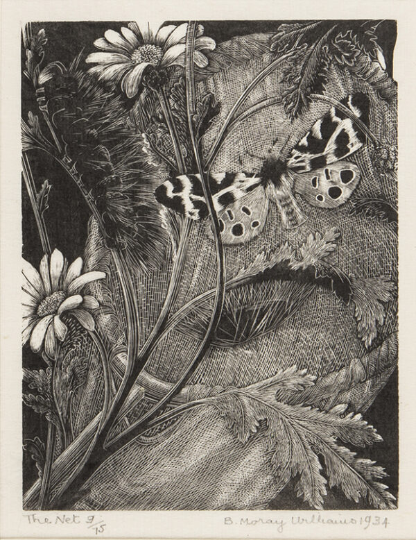 MORAY-WILLIAMS ARNASON Barbara (1911-1975) - 'The Net'.