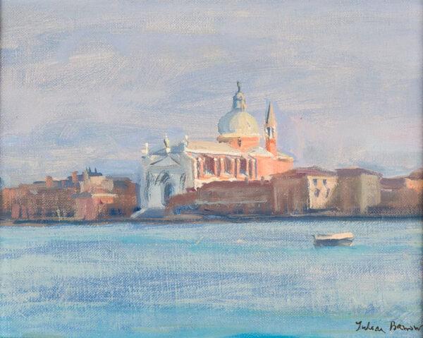 BARROW Julian (1939-2013) - 'Il Redentore', Venice.