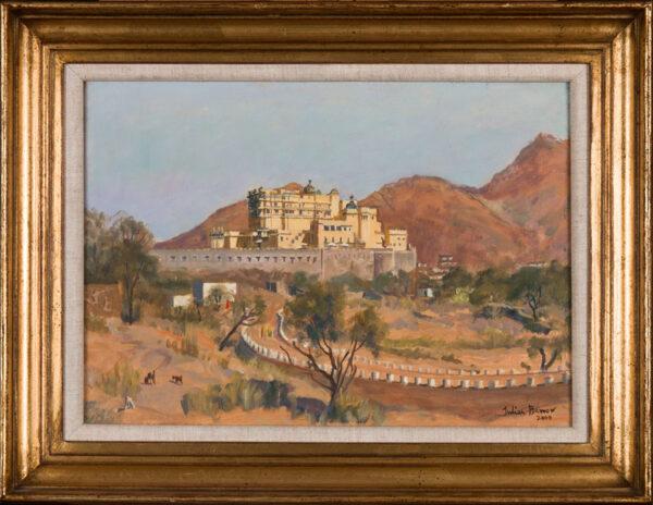 BARROW Julian (1939-2013) - Devi Garh Hotel, Udaipur.