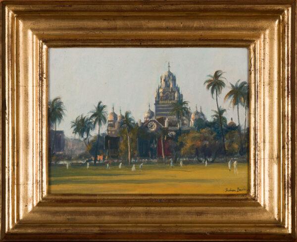 BARROW Julian (1939-2013) - Western Railway headquarters, Bombay.