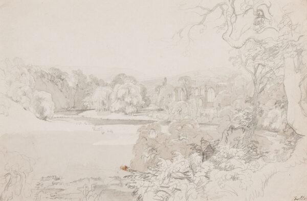 BARTLETT William (1809-1854) - Yorkshire.