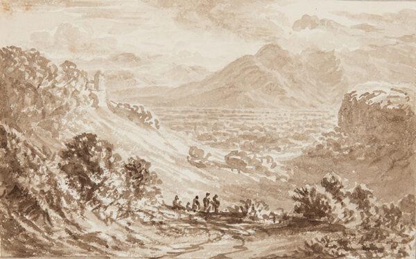 BATTY Lieutenant-Colonel RobertF.R.S. (1789-1848) - 'Salzburg'.