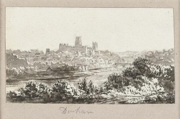 BATTY Lieutenant-Colonel RobertF.R.S. (1789-1848) - 'Durham'.