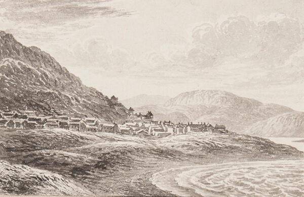BATTY Lieutenant-Colonel RobertF.R.S. (1789-1848) - 'Barmouth'.