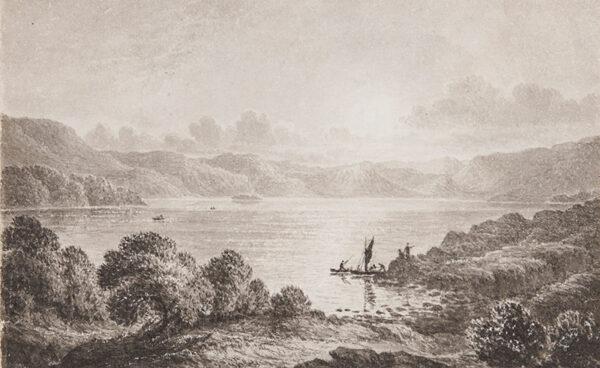 BATTY Lieutenant-Colonel RobertF.R.S. (1789-1848) - 'Derwentwater'.
