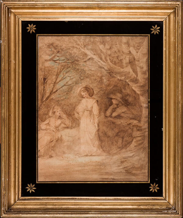 BEAUCLERK Lady Diana (1734-1808) - A woodland Grotto.