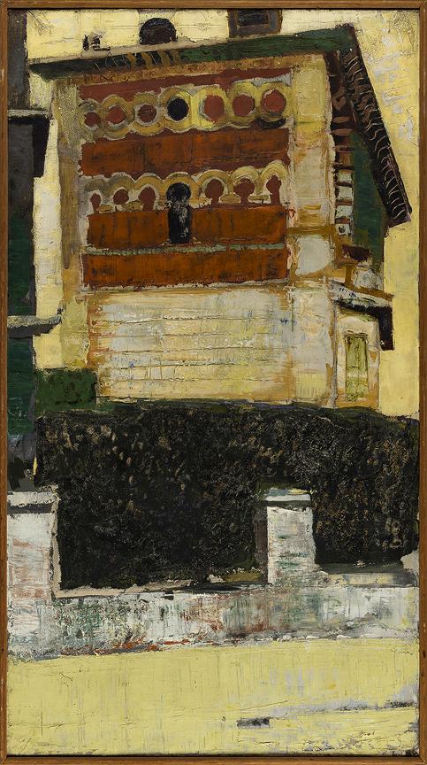 BEER Richard (1928-2017) - 58 Clifton Villas, W9.