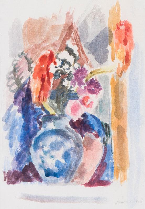 BELL Vanessa L.G. (1879 - 1961) - Still-life.