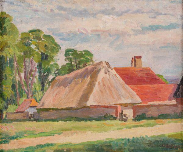 BELL Vanessa L.G. (1879 - 1961) - Charleston.