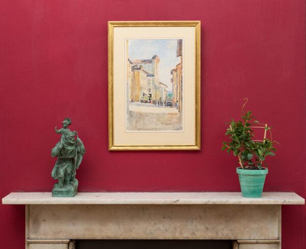 BELL Vanessa L.G. (1879 - 1961) - 'Borgo Sansepolcro', Tuscany.