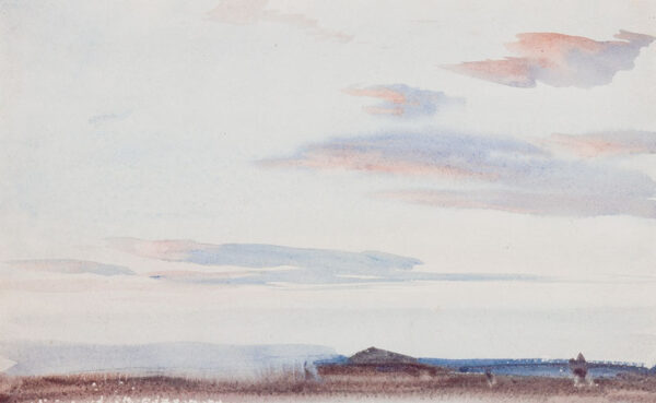BEVERL(E)Y William Roxy (1811-1889) - Dawn sky.