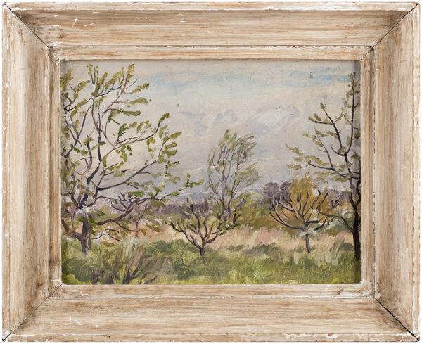 BONE Stephen N.E.A.C (1904-1958) - The Orchard.