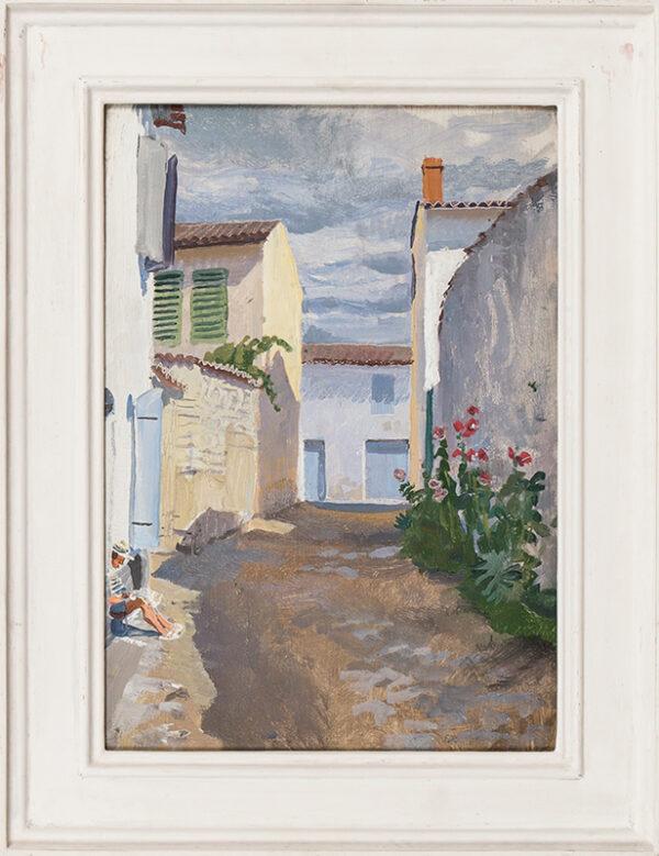 BONE Stephen N.E.A.C. (1904-1958) - 'Ile de Re'.