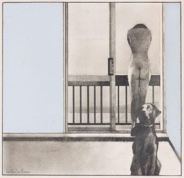 DALLAS BROWN Neil (1938-2003) - 'The Apartment'.