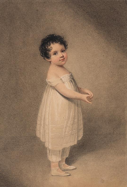 BUCK Adam (1759-1833) - A Hansard child.