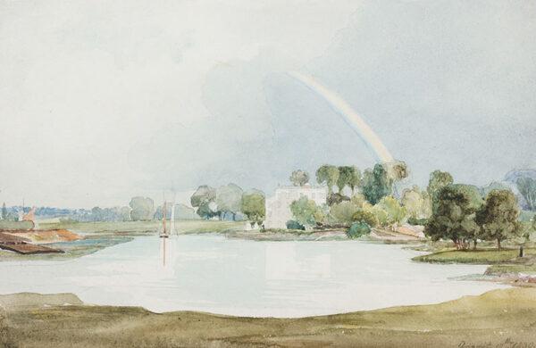 BULWER Rev. James (1794-1879) - Rainbow, Norfolk.
