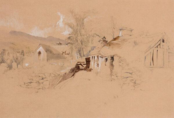 BURRELL-SMITH James (1822-1897) - Perthshire.