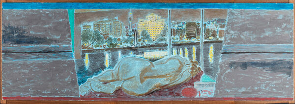 CAMP Jeffry R.A. (b.1923) - 'Cleopatra's Needle'.
