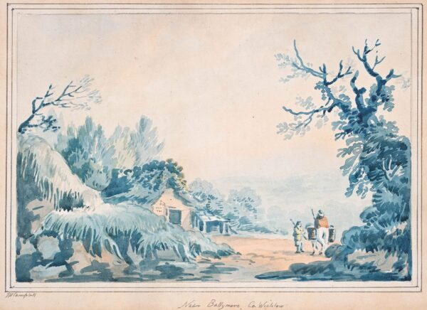 CAMPBELL John Henry (1755-1828) - Ireland.