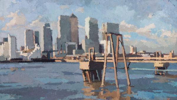 PEMBERTON Alexander - Thames Paintings.