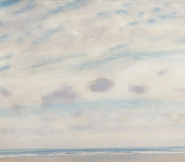 CHEESMAN Harold R.S.A. (1915-1982) - 'Sea and Sky 1'.