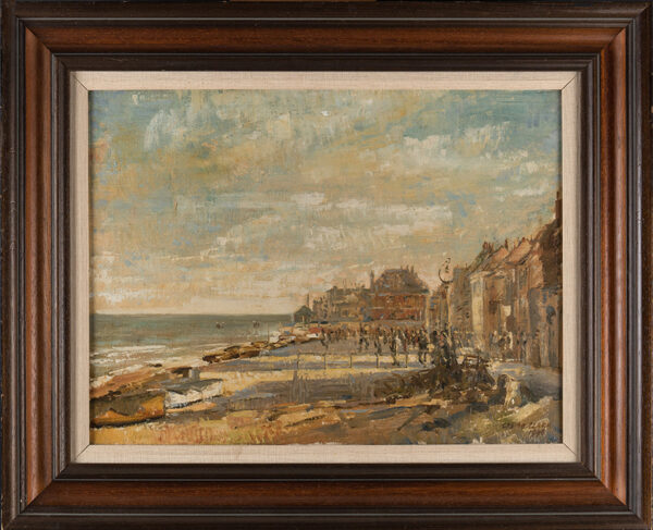 CLARK Cosmo (1897-1967) - South Coast beach.