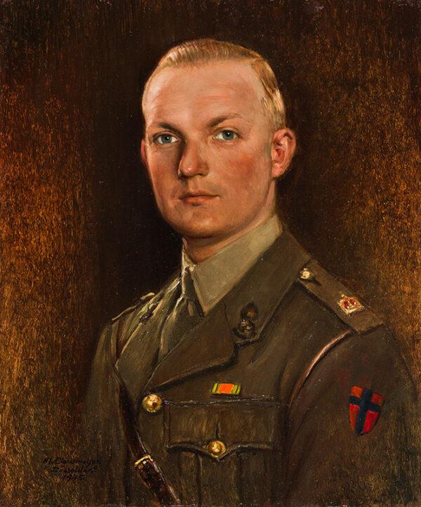 CLAUSMEYER Klaus (1887-1968) - A Victor, Munich, 1945.