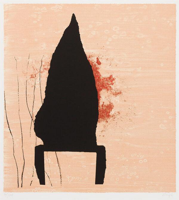 CLOUGH Prunella (1919-1999) - 'Delphic'.