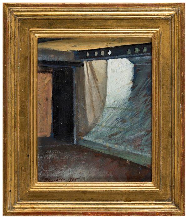 COBBE Alec (b.1945) - Interior.