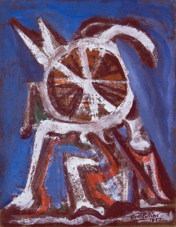 COLLINS Cecil (1908 - 1989) - 'Figure'.