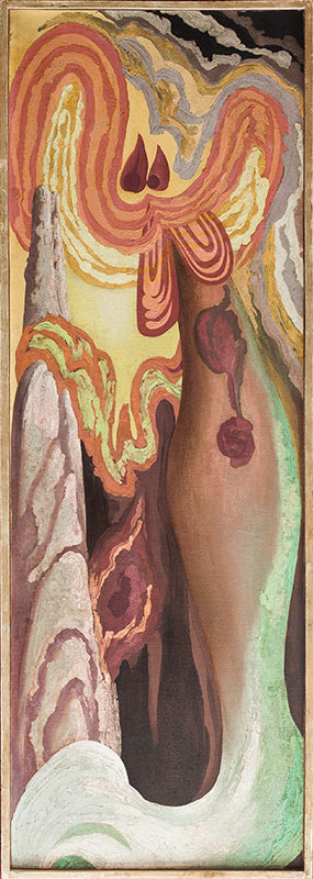 COLQUHOUN Ithell (1906-1988) - 'The Woman of Beare'.